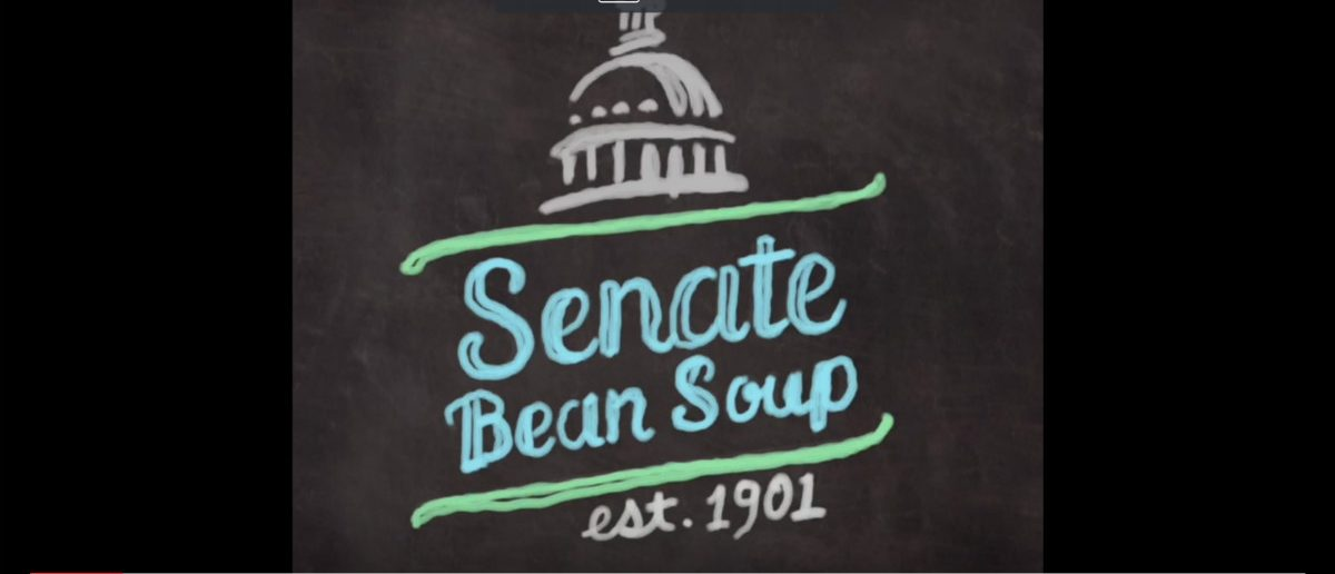 Senate Bean Soup: YouTube Screenshot