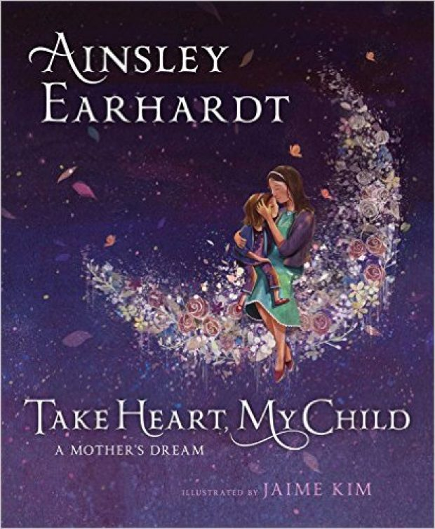 'Take Heart, My Child' is subtitled 'A Mother's Dream' (Photo via Amazon)