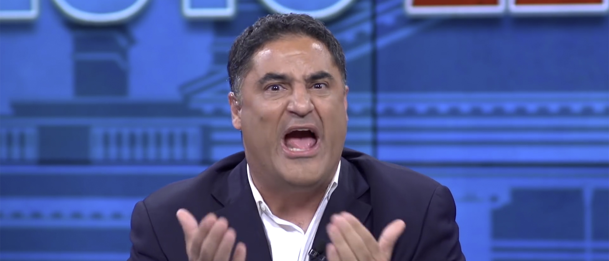 Cenk Uygur And Glenn Greenwald Go At It Like Angry Wolves