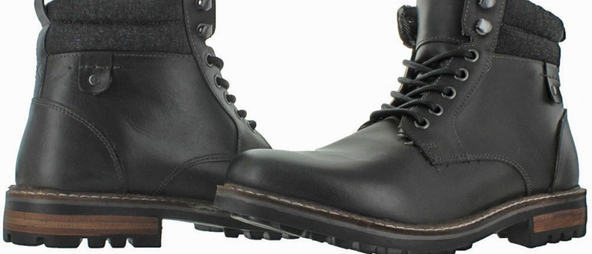 These boots are $55 off today (Photo via eBay)
