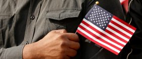 College Brings Back US Flag After Mass Denunciations