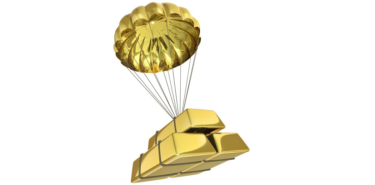 Golden Parachute / ShutterStock.com