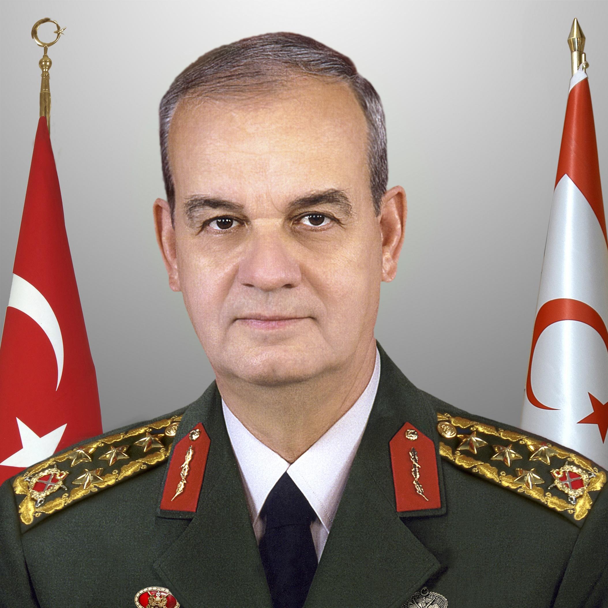 Photo of Gen. Ilker Basbug