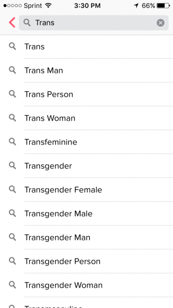 Tinder Adds 37 New Gender Options | The Daily Caller