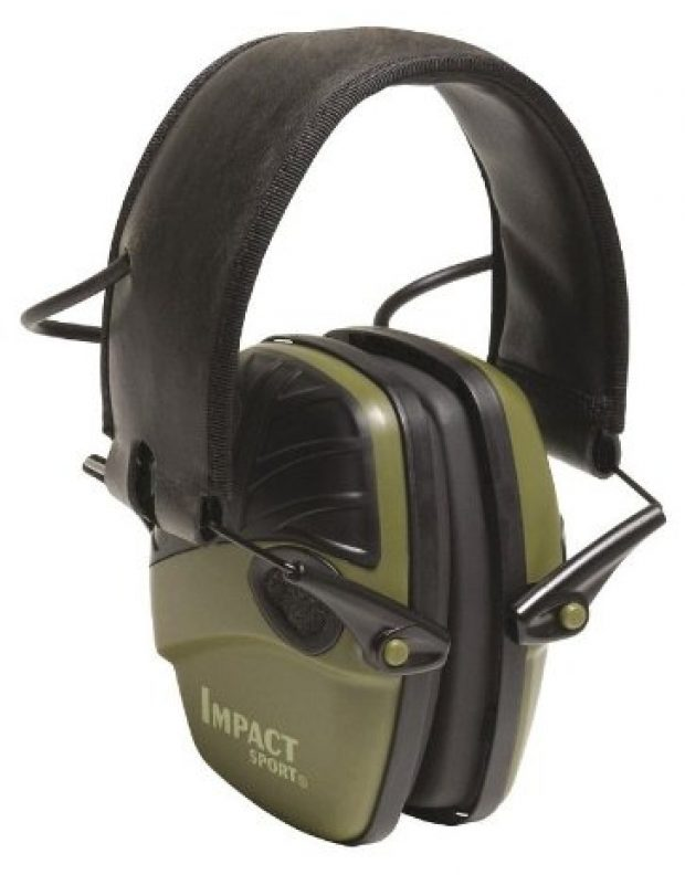 Normally over 40 bucks, these hunting earmuffs are only $27 today (Photo via Amazon)