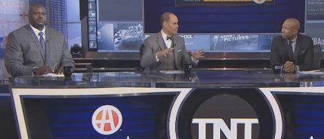 Inside The NBA (Photo credit: Screenshot/YouTube NBATV24)