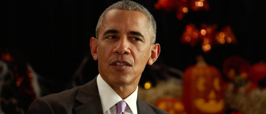 Barack Obama on 'Full Frontal'