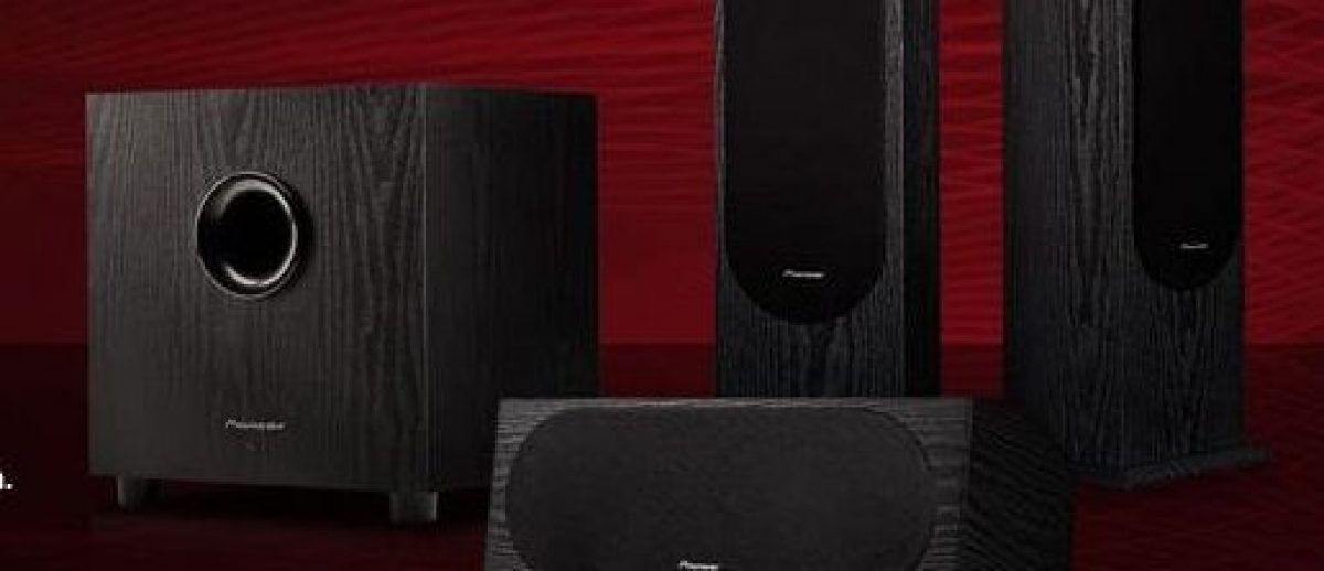 Pioneer speakers are the Cyber Monday deal of the day (Photo via Amazon)