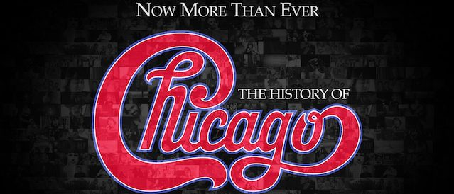 (photo: Now More Than Ever: The History Of Chicago Movie Poster from Chicago Records Il.)