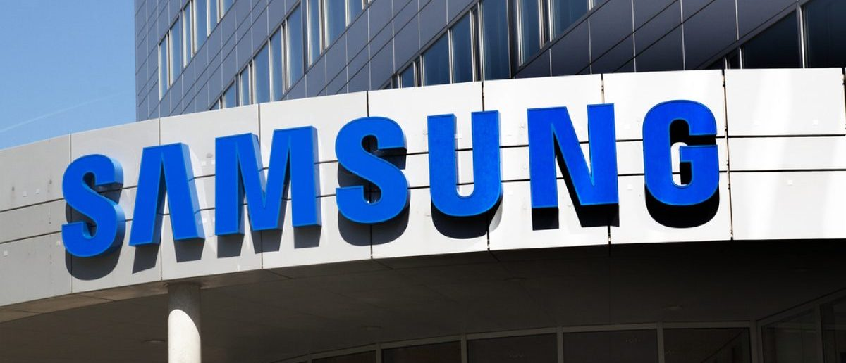 Samsung office in Amsterdam, Netherlands. [Shutterstock - JPstock]