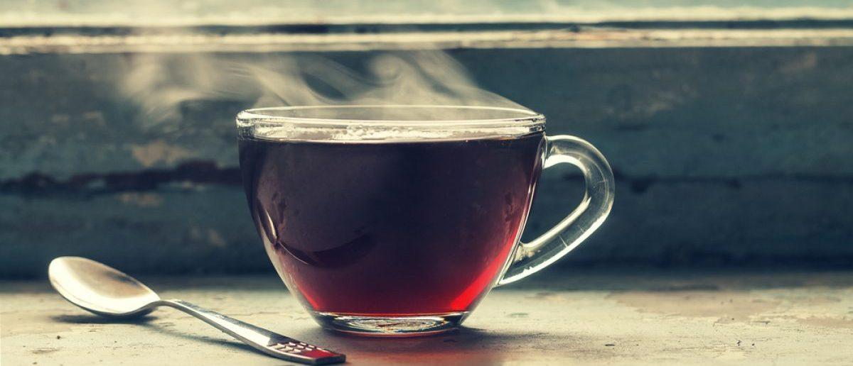 Hot tea [Shutterstock - GANNA MARTYSHEVA]