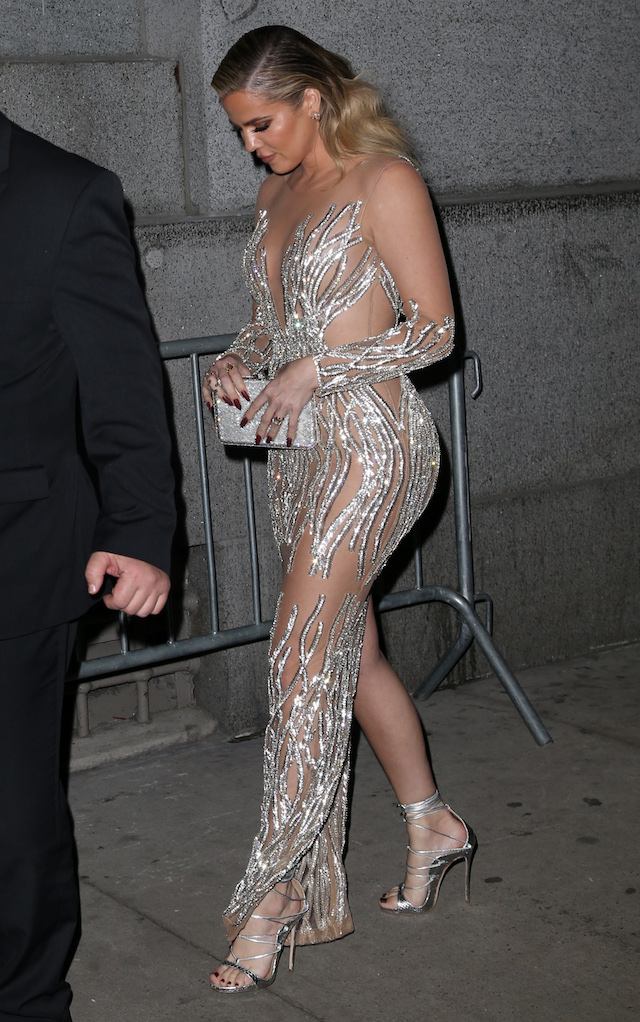 Khloe Kardashian (Photo: Splash News)