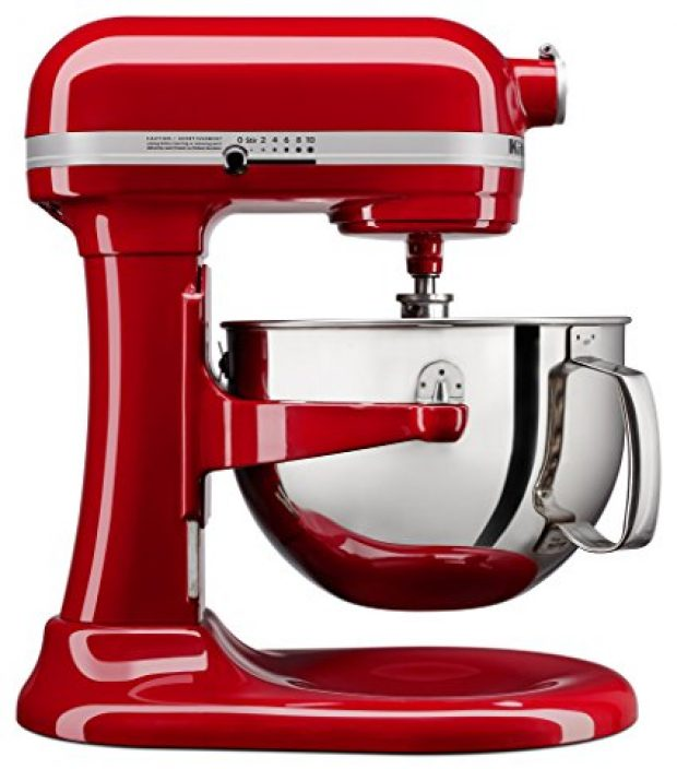Normally $550, this stand mixer is 60 percent off for Cyber Monday (Photo via Amazon)