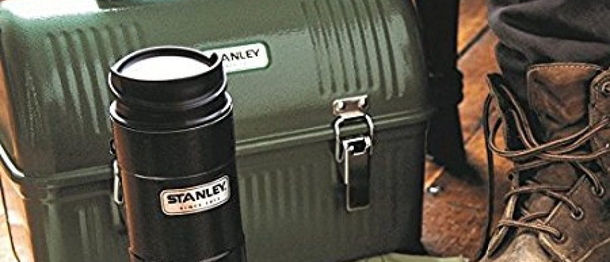 This vacuum mug is one of over a dozen Stanley products on sale (Photo via Amazon)
