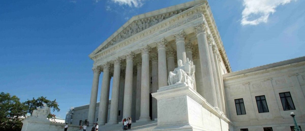 U.S. Supreme Court is seen in Washington, U.S., October 3, 2016. REUTERS/Yuri Gripas