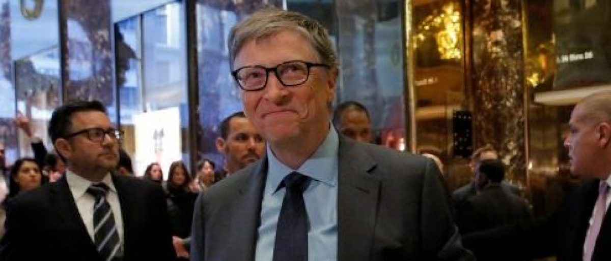 Bill Gates Is Donating $140 Million Towards HIV Prevention