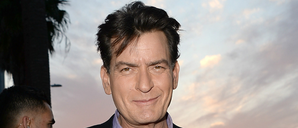 Charlie Sheen Getty Images Entertainment