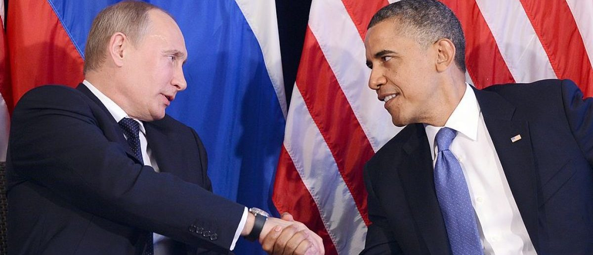 OPINION: Is It Time To Remember The Role President Obama Played In Allowing Russian Interference?