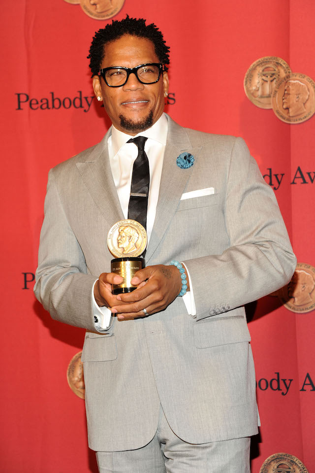 <> 72nd Annual George Foster Peabody Awards at The Waldorf=Astoria on May 20, 2013 in New York City.