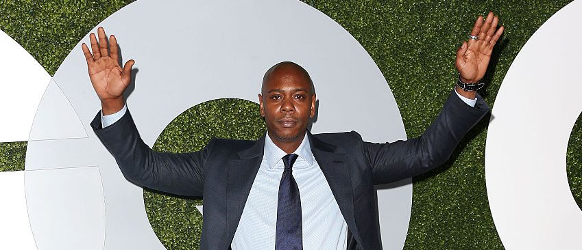 Comedian Dave Chappelle attends the 2014 GQ Men of the Year Party at Chateau Marmont's Bar Marmont on December 4, 2014 in Hollywood, California. (Photo by Frederick M. Brown/Getty Images)