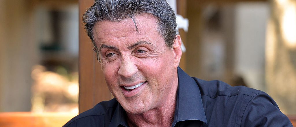Sylvester Stallone is interviewed before attending a private dinner to celebrate the 9th Annual Acapulco Film Festival on January 25, 2014 in Acapulco, Mexico. (Photo by Steve Jennings/Getty Images for Leisure Opportunities)