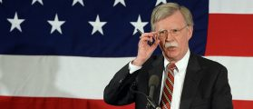 John Bolton Named New National Security Advisor