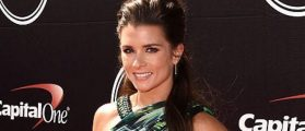 LOS ANGELES, CA - JULY 15: Driver Danica Patrick attends The 2015 ESPYS at Microsoft Theater on July 15, 2015 in Los Angeles, California. (Photo by Jason Merritt/Getty Images)