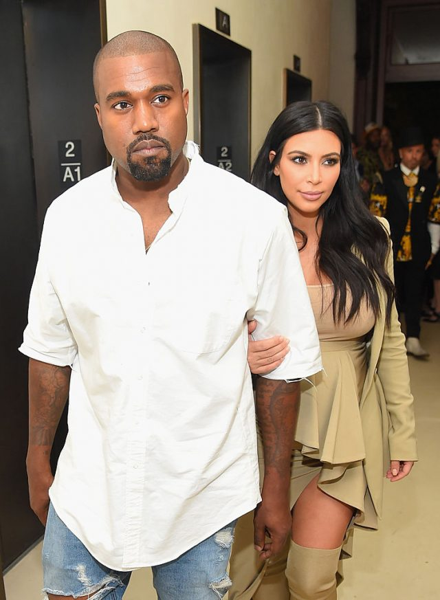 Kanye West and Kim Kardashian (Photo: Michael Loccisano/Getty Images for EDITION)