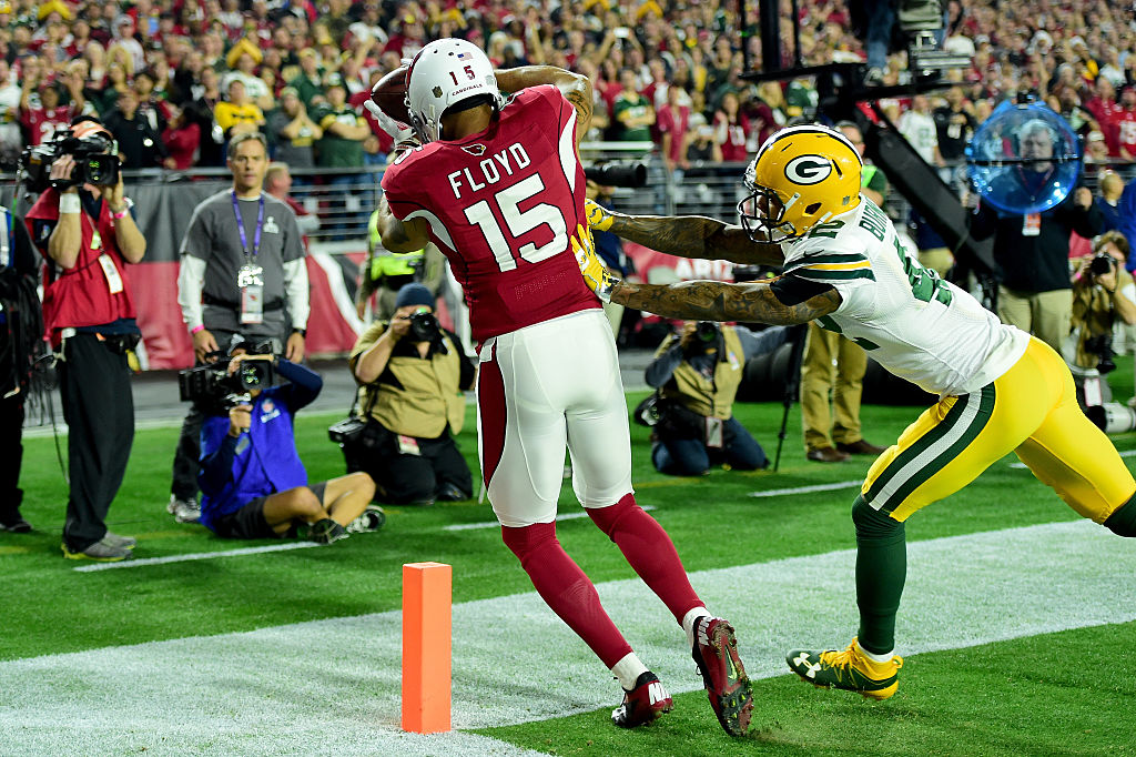 michael floyd (Photo credit: Getty Images)
