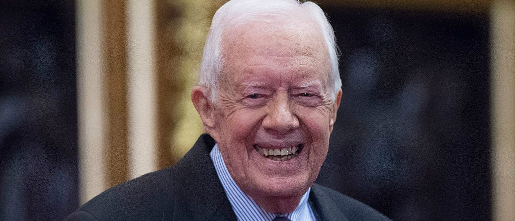 Jimmy Carter (Photo: Eddie Mullholland-WPA Pool/Getty Images)