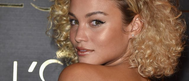 PARIS, FRANCE - OCTOBER 02: Rose Bertram attends the Gold Obsession Party - L'Oreal Paris : Photocall as part of the Paris Fashion Week Womenswear Spring/Summer 2017 on October 2, 2016 in Paris, France. (Photo by Pascal Le Segretain/Getty Images)