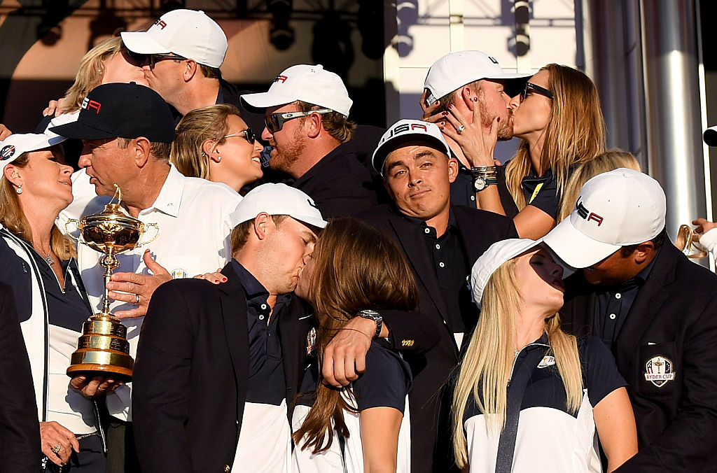 Rickie Fowler (Photo credit: Getty Images)