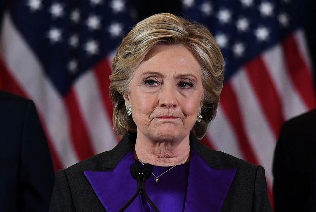Hillary Clinton (Photo: JEWEL SAMAD/AFP/Getty Images)