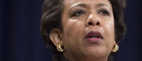 Senate Launches Probe Into Loretta Lynch's Handling Of Clinton Investigation