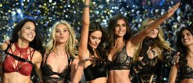 Celebrate National Lingerie Day With The Victoria's Secret Angels [SLIDESHOW]