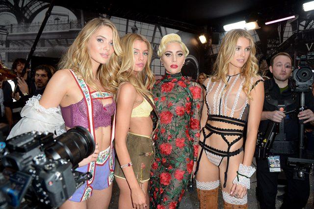 (Photo: Dominique Charriau/Getty Images for Victoria's Secret)