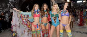 The Hottest Behind-The-Scenes Moments Of The Victoria's Secret Fashion Show [SLIDESHOW]