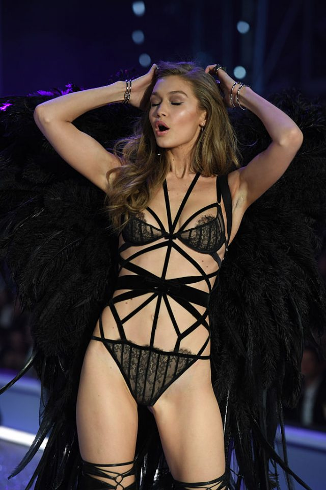 (Photo: Dimitrios Kambouris/Getty Images for Victoria's Secret)