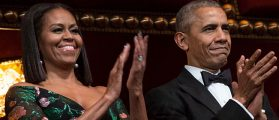 Everyone Is Talking About The Dress Michelle Obama Wore To The Kennedy Center