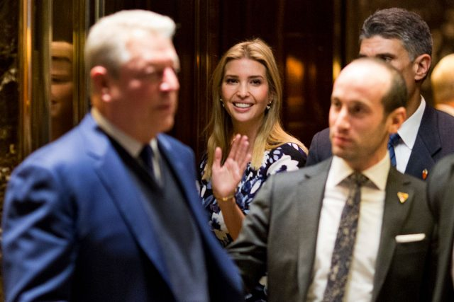 Ivanka Trump captured everyone's attention when she met with Al Gore on  Monday. Donald Trump's daughter and the climate change activist got  together at ...