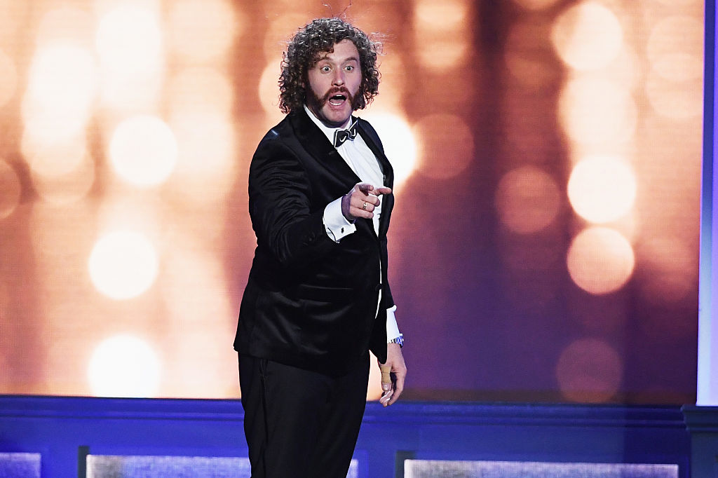 T.J. Miller (Photo credit: Getty Images)