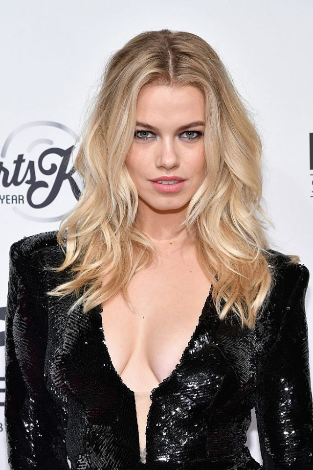 Sports Illustrated Swimsuit Cover Model Hailey Clauson attends the Sports Illustrated Sportsperson of the Year Ceremony 2016 at Barclays Center of Brooklyn on December 12, 2016 in New York City. (Photo by Slaven Vlasic/Getty Images for Sports Illustrated)