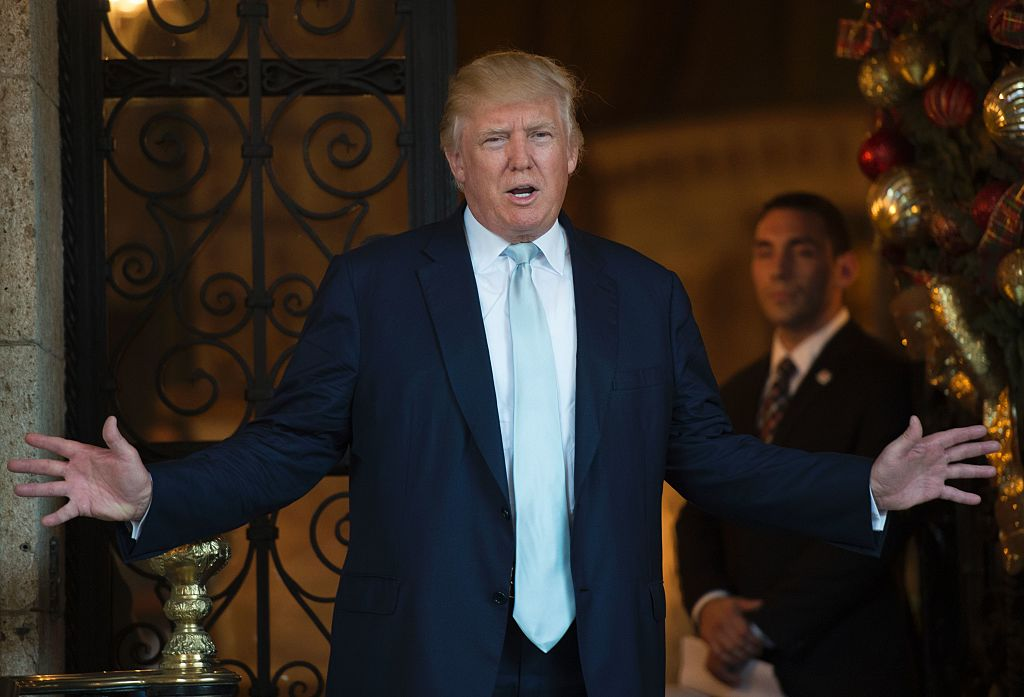 Donald Trump (Getty Images)