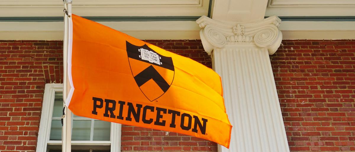 Princeton University Shutterstock/EQRoy