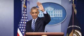 Obama Drops 1,500 Pages Of Regulations On Final Day