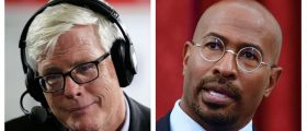 Hugh Hewitt, Van Jones Spar Over White Supremacy — 'I Love Van Jones, He's Just Wrong' [AUDIO]