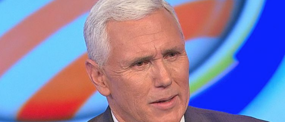 VP-elect Mike Pence (Screengrab ABC)