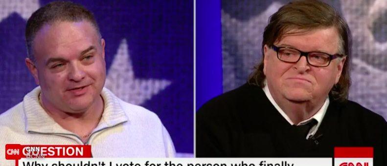 Michael Moore (Photo: CNN screengrab)
