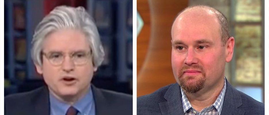 David Brock, Glenn Thrush (MSNBC, CBS)