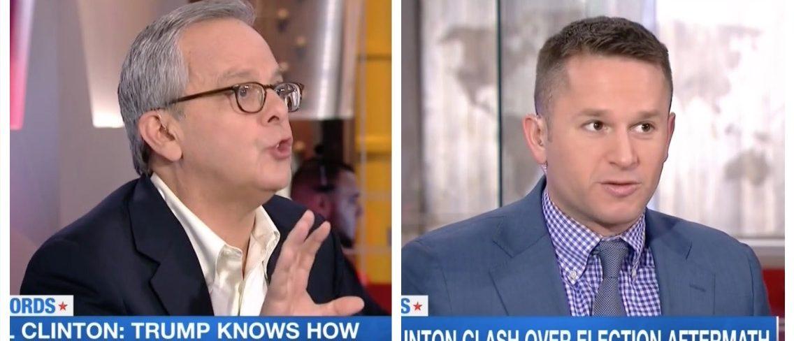 Mike Lupica, Josh Barro (MSNBC)